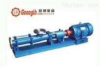 G30-1永嘉良邦G30-1型单螺杆泵