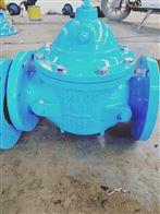 山西600X水力电动控制阀