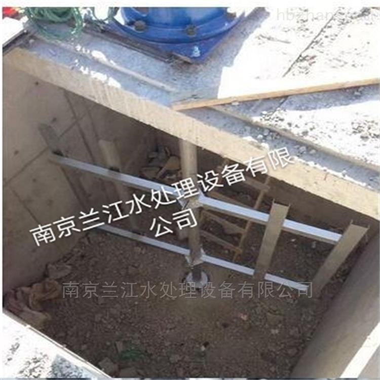 JBK沉淀池药混框式搅拌机桨板直径