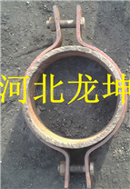 永康重型双螺栓管夹(河北龙坤)