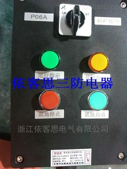 三防操作柱A3D3K1B1G防水防尘防腐控制箱