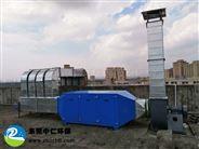 工厂有机废气处理活性炭吸附箱