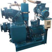 污水处理厂无堵塞自吸提升泵