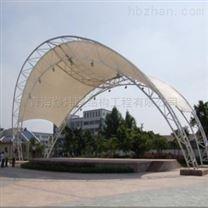供青海污水池加盖膜结构设计