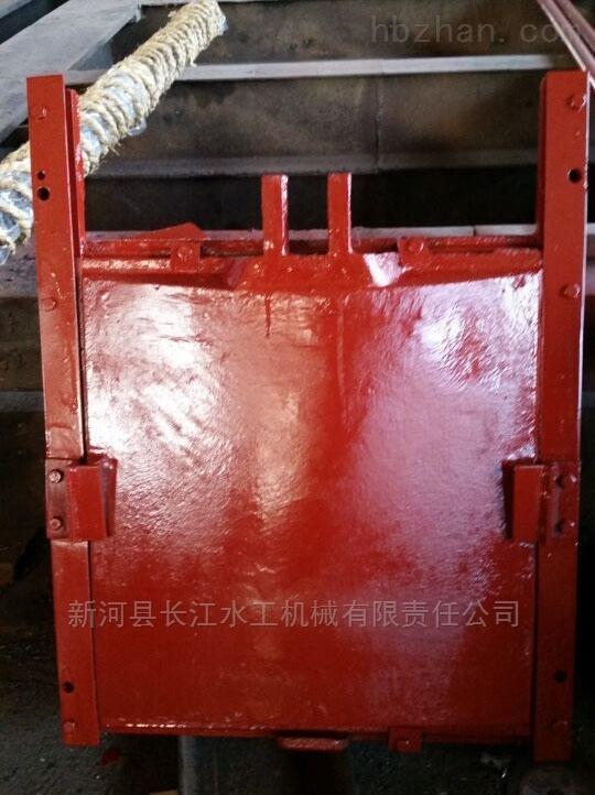 铸铁方闸门