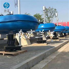 QFB移动浮筒曝气设备-河道曝气