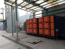 铸造工业油雾烟尘净化治理系统