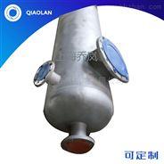 螺旋螺纹管式换热器 不锈钢冷凝器