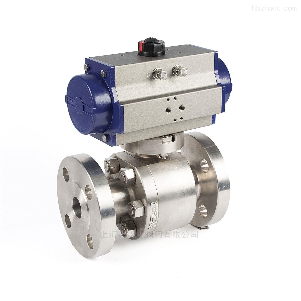 油压系统法兰式高压球阀,主要用于液压管路