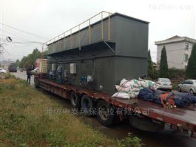 江西南昌市高效沉淀池污水处理设备