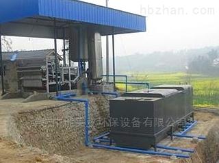 奶牛养殖场废水处理技术