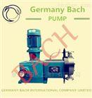 进口液压隔膜计量泵-德国巴赫/上海代理