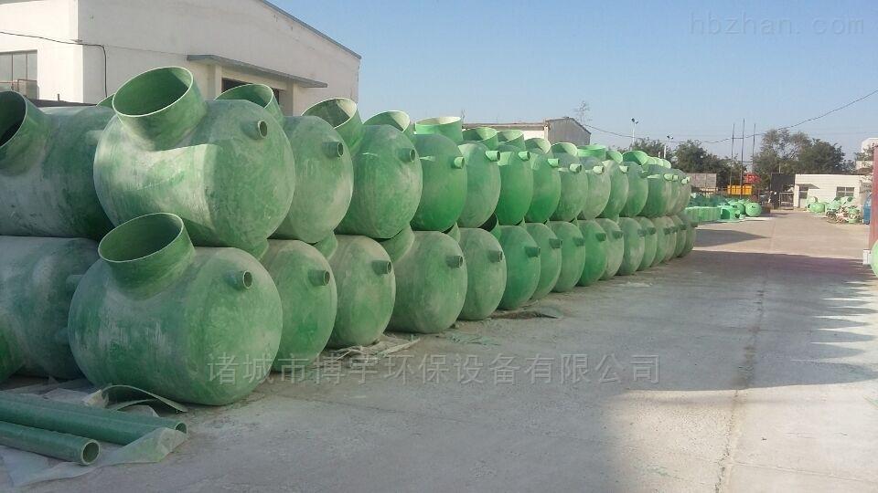 庭院式一体化污水处理设备