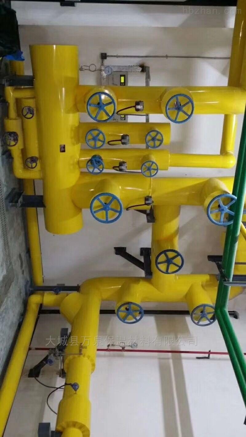 白色保温外保护PVC成型管壳外护板