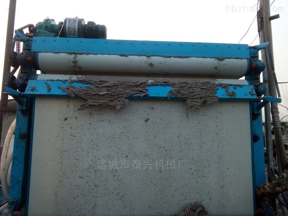 诸城市泰兴机械厂供应河道污泥脱水机