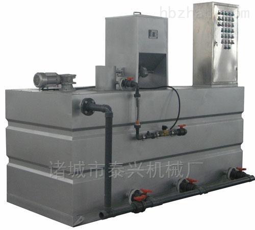 诸城市泰兴机械厂常年定做全自动加药装置