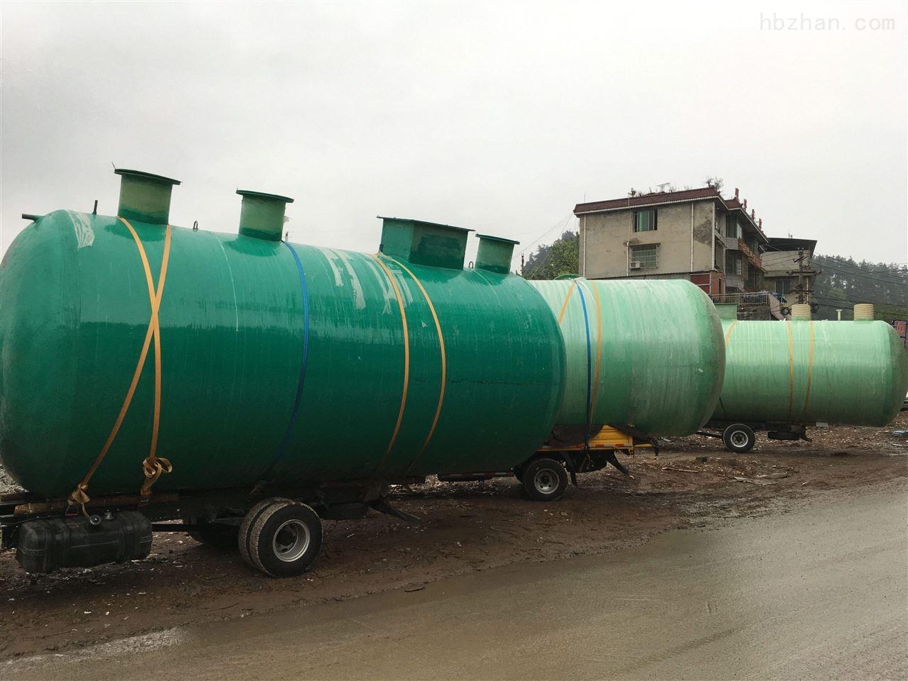废水处理玻璃钢设备