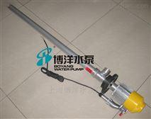 上海工博牌不锈钢,普通型铝合金电动油桶泵