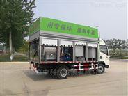 新型垃圾渗滤液处理车