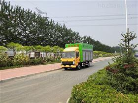 污水处理车致力节能减排绿色发展