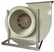 批量销售玻璃钢耐腐蚀风机