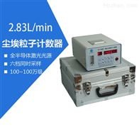 CL-T6301CL-T6301型激光尘埃粒子计数器