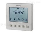 西门子风机盘管房间温控器 RDF510, RDF530