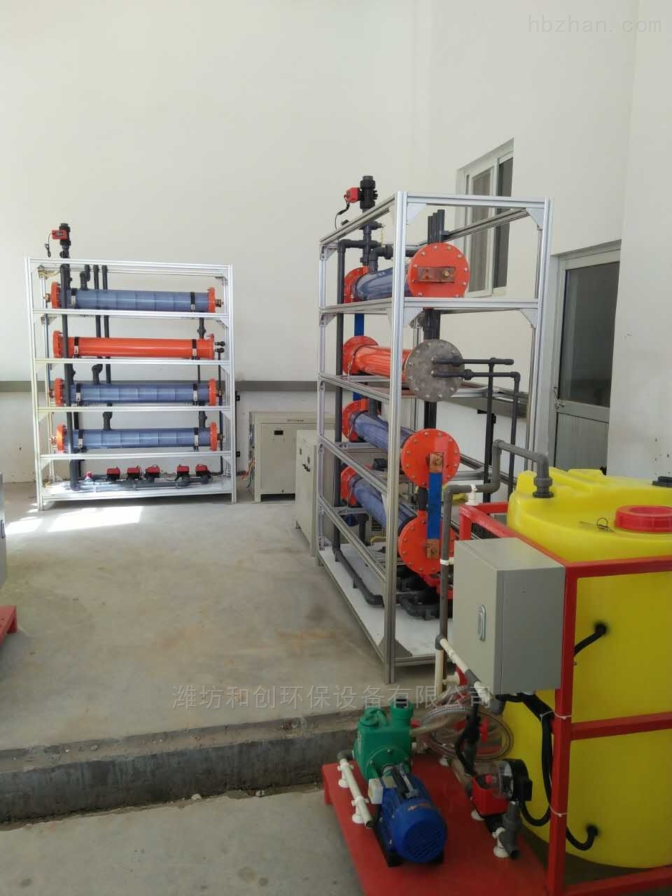 大型农村饮用水消毒次氯酸钠发生器选型
