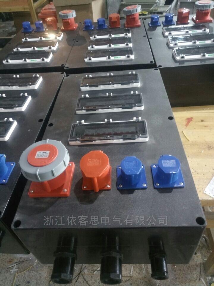 FXX三防检修电源插座箱防水防尘防腐控制箱
