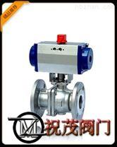 Q641F-16RL/25RL不鏽鋼氣動球閥