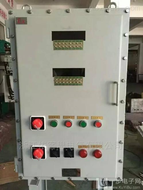 BXQ56防爆星三角起动器自耦减压启动控制柜