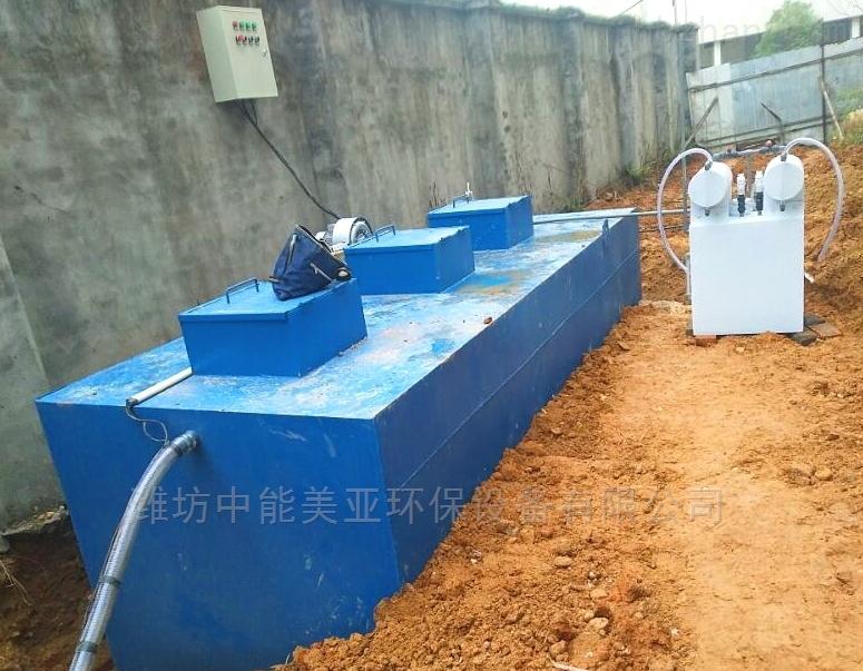 地埋式养殖场污水处理设备优化方案