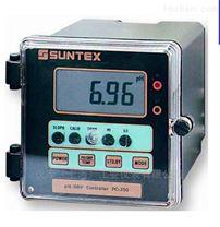 台灣上泰suntex工業在線PH計PC-310