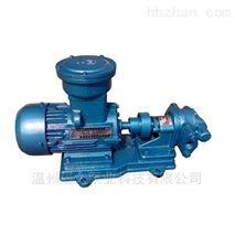 KCB/2CY系列轻耐腐蚀防爆齿轮输油泵