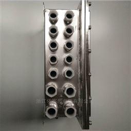 BXJ51防爆不锈钢接线箱300*400*200