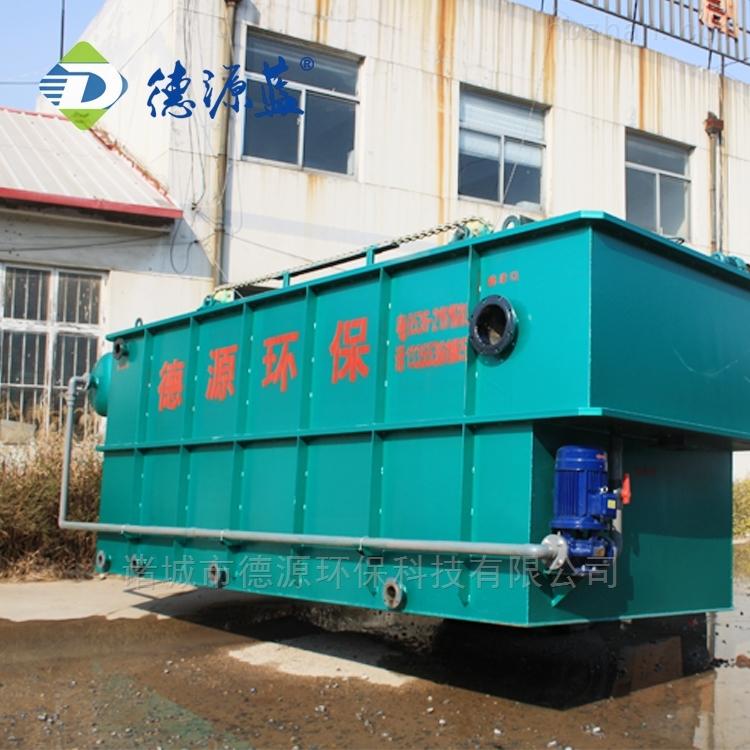 无纺布塑料破碎清洗污水处理设备