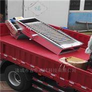 中小型回转式格栅除污机设备工艺