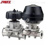 进口卫生级气动隔膜阀(价格,厂家,图片)
