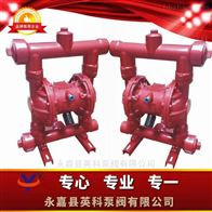 QBYQBY铸铁气动隔膜泵