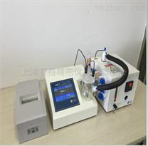 塑料粒子(樹脂)專用卡爾費休水分測定儀