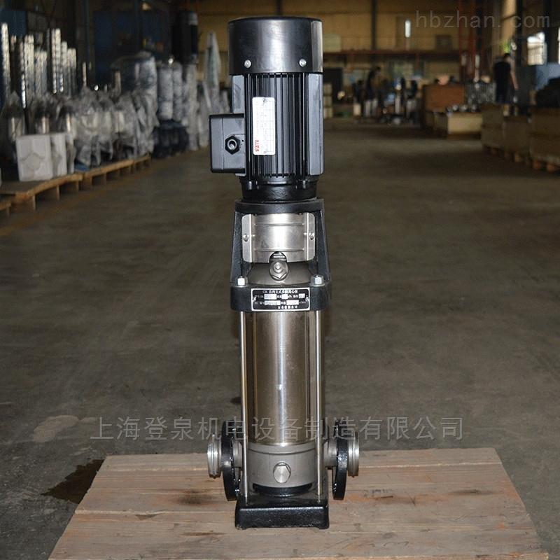 50cdlf8-50 上海供销合作社/cdlf立式多级泵/不锈钢水泵图片