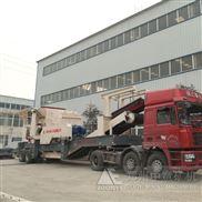 投资一套移动式建筑垃圾破碎机大约多少钱