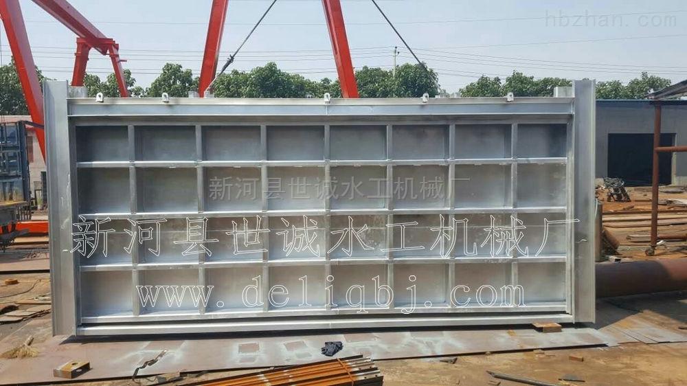PZ-水厂不锈钢插板闸门定制
