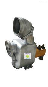 大流量便携式液压自吸排污泵