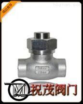 DH61F低温焊接止回阀