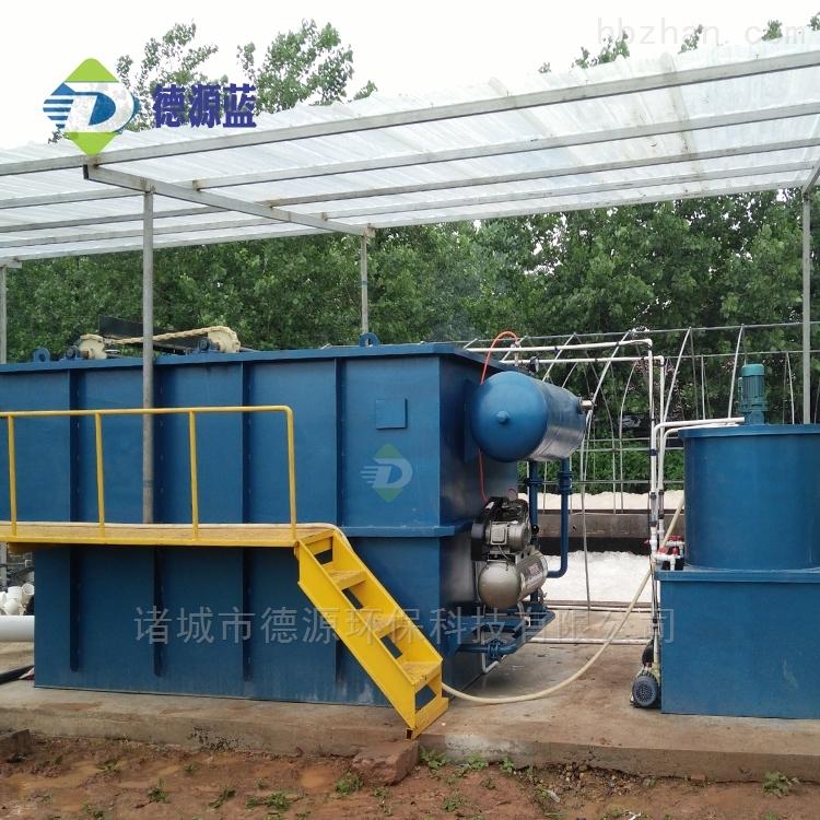 四川再生塑料污水处理设备