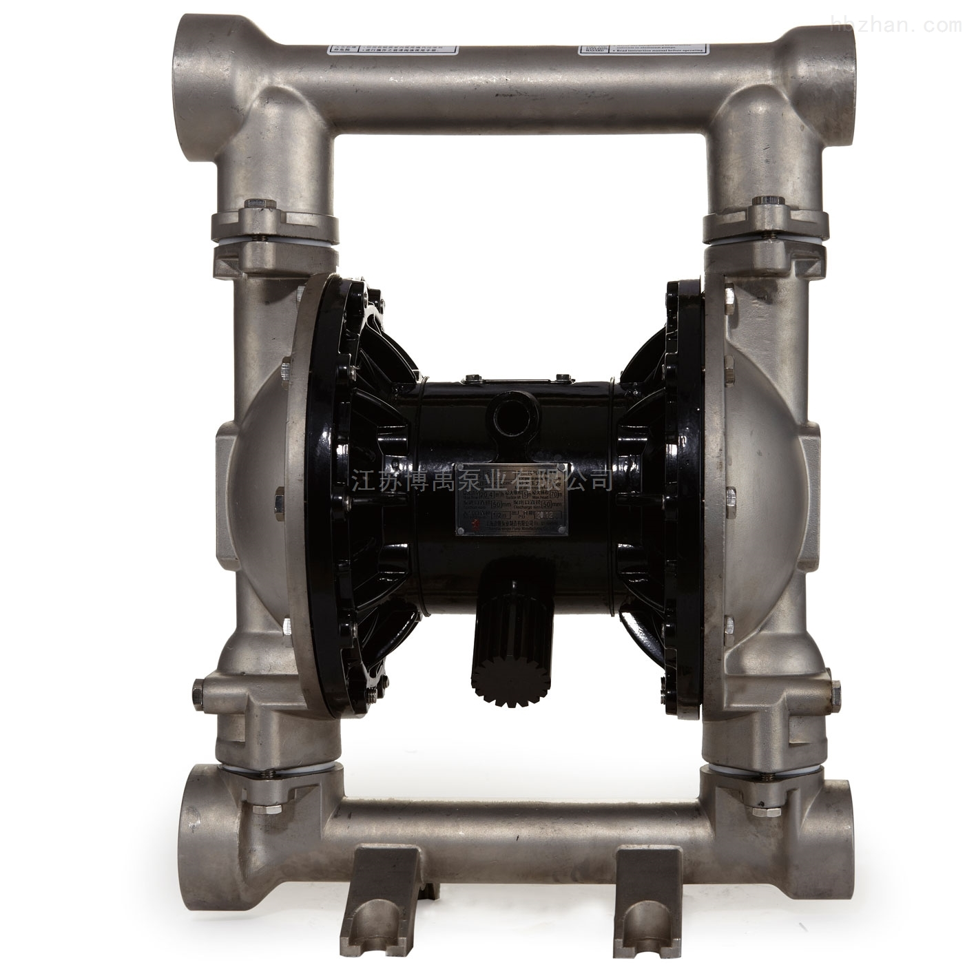 QBY-25、40、50、65、80、100氣动隔膜泵