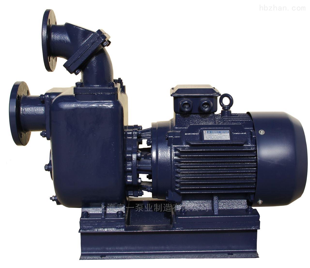 ZXL系列直联式自吸泵