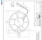 华北地区低价热销ebm风机7114NHV-148