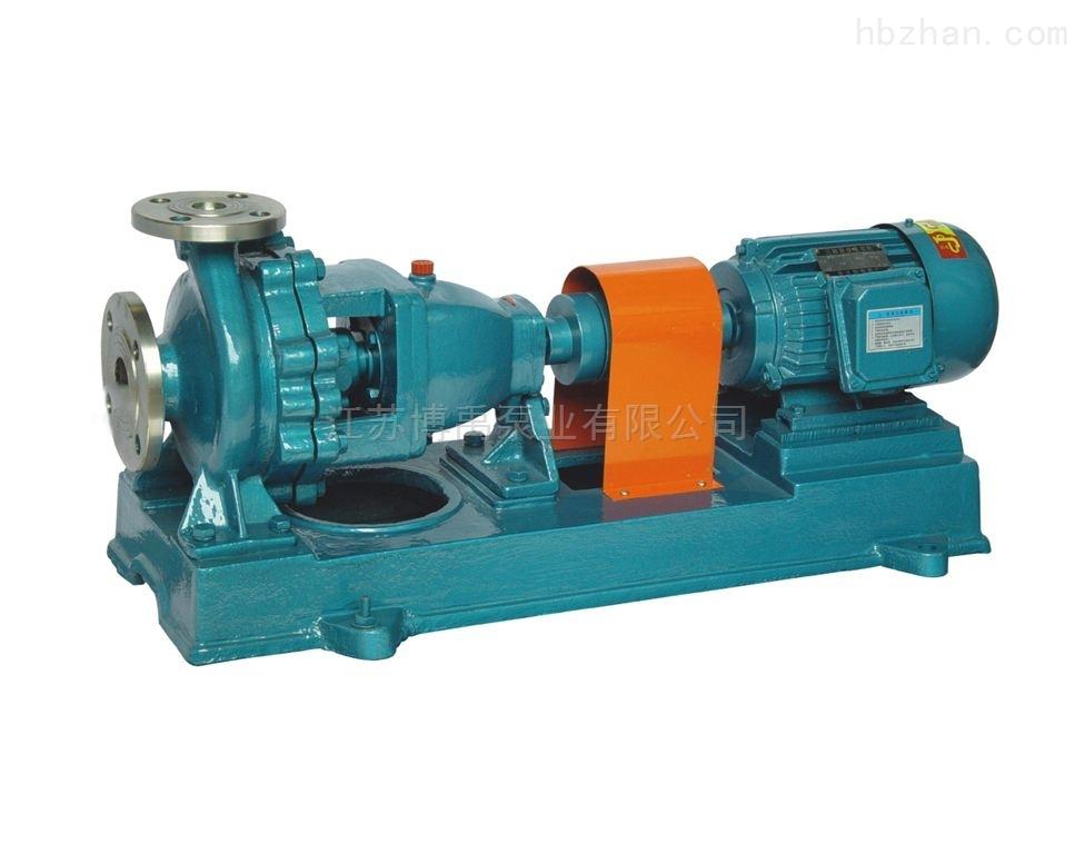 不锈钢化工离心泵型号参数及选型